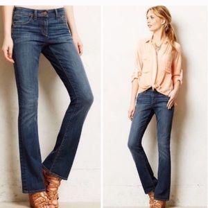 Pilcro & The Letterpress Bootcut Jeans